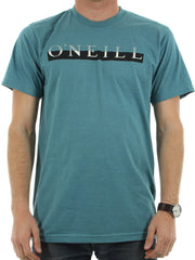 O'Neill Acension T-Shirt - Blue - Mens T-Shirt