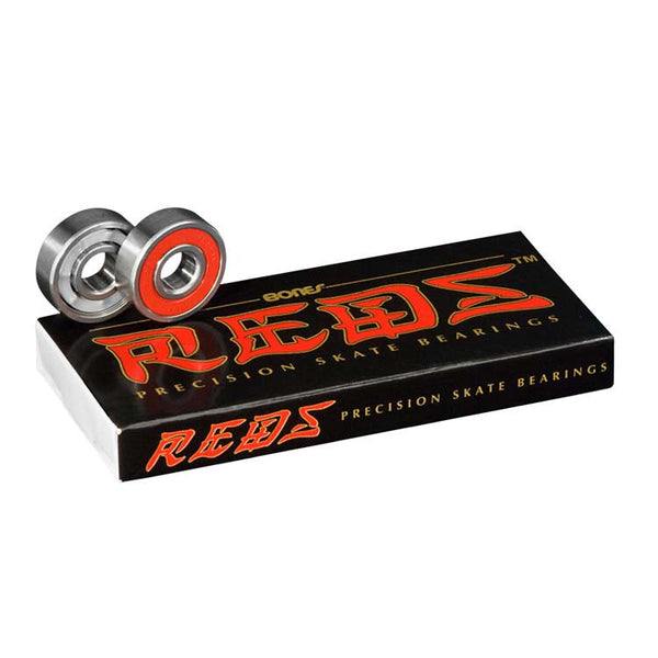 Bones Reds - Skateboard Bearings (8 PC)