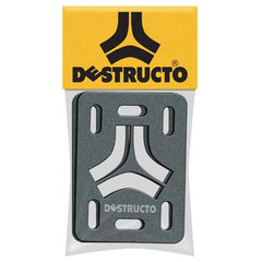 Destructo - Black - Skateboard Riser (2 PC)
