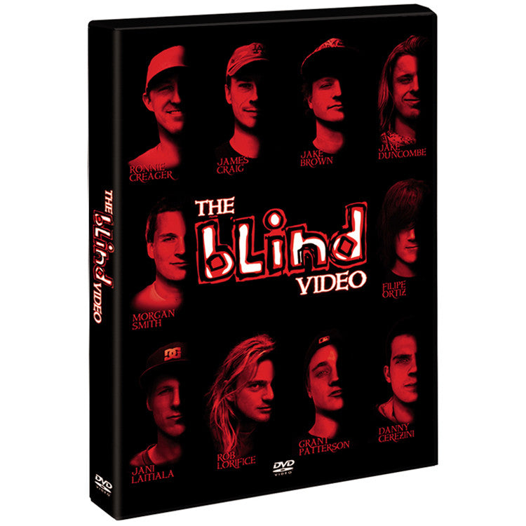 Blind The Video - DVD