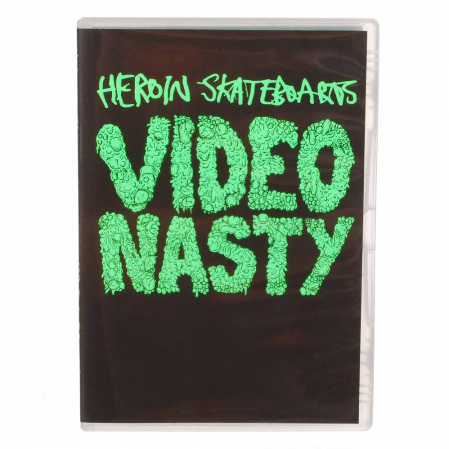 Heroin Video Nasty - DVD