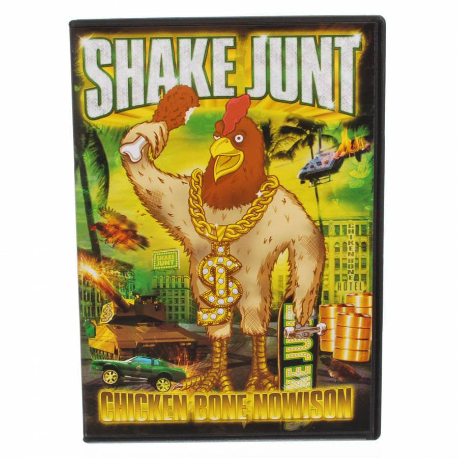 Shake Junt Chicken Bone Nowison - DVD
