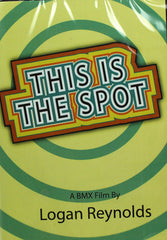 Logan Reynolds This is the Spot - DVD