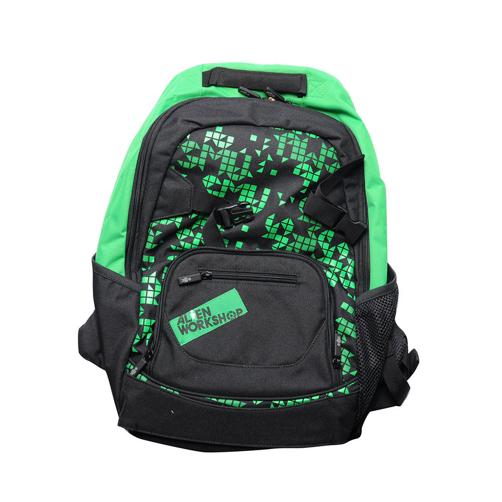 Alien Workshop Geometron 2 - Kelly Green - Backpack
