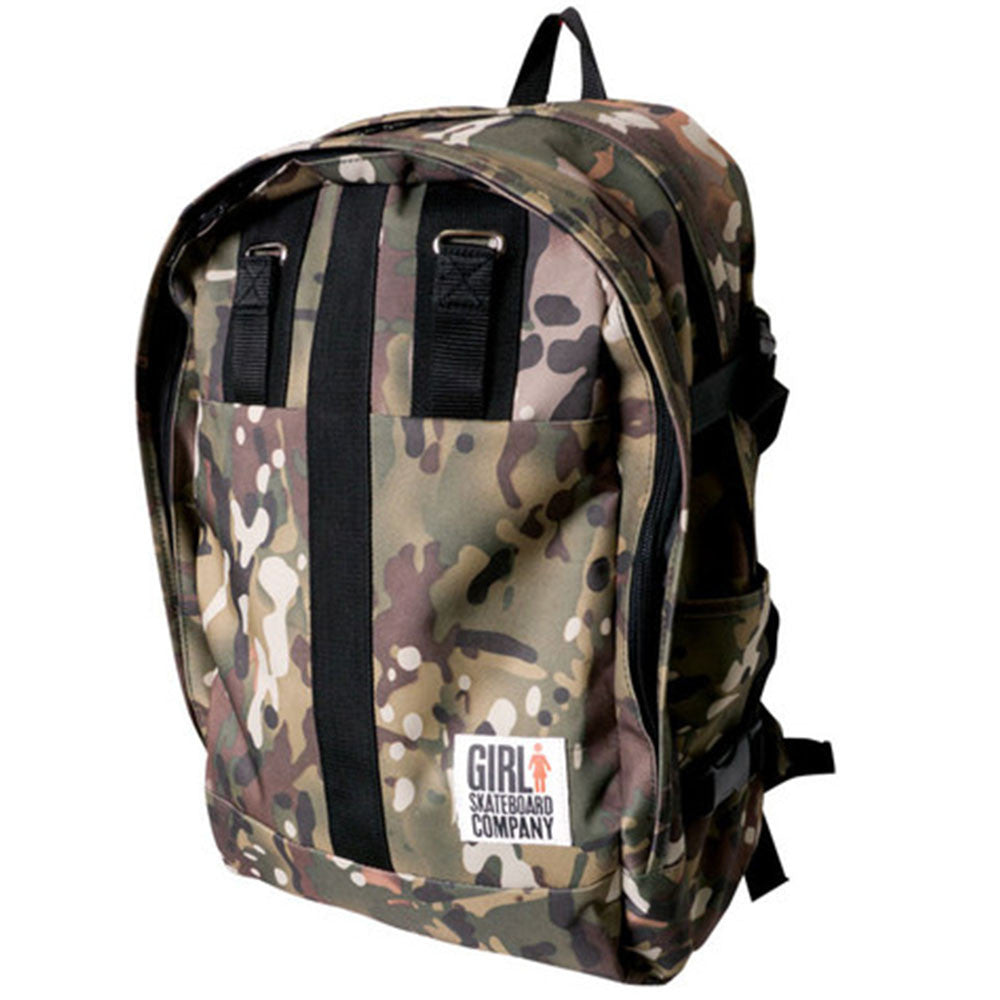 Girl Explorer - Camo - Backpack