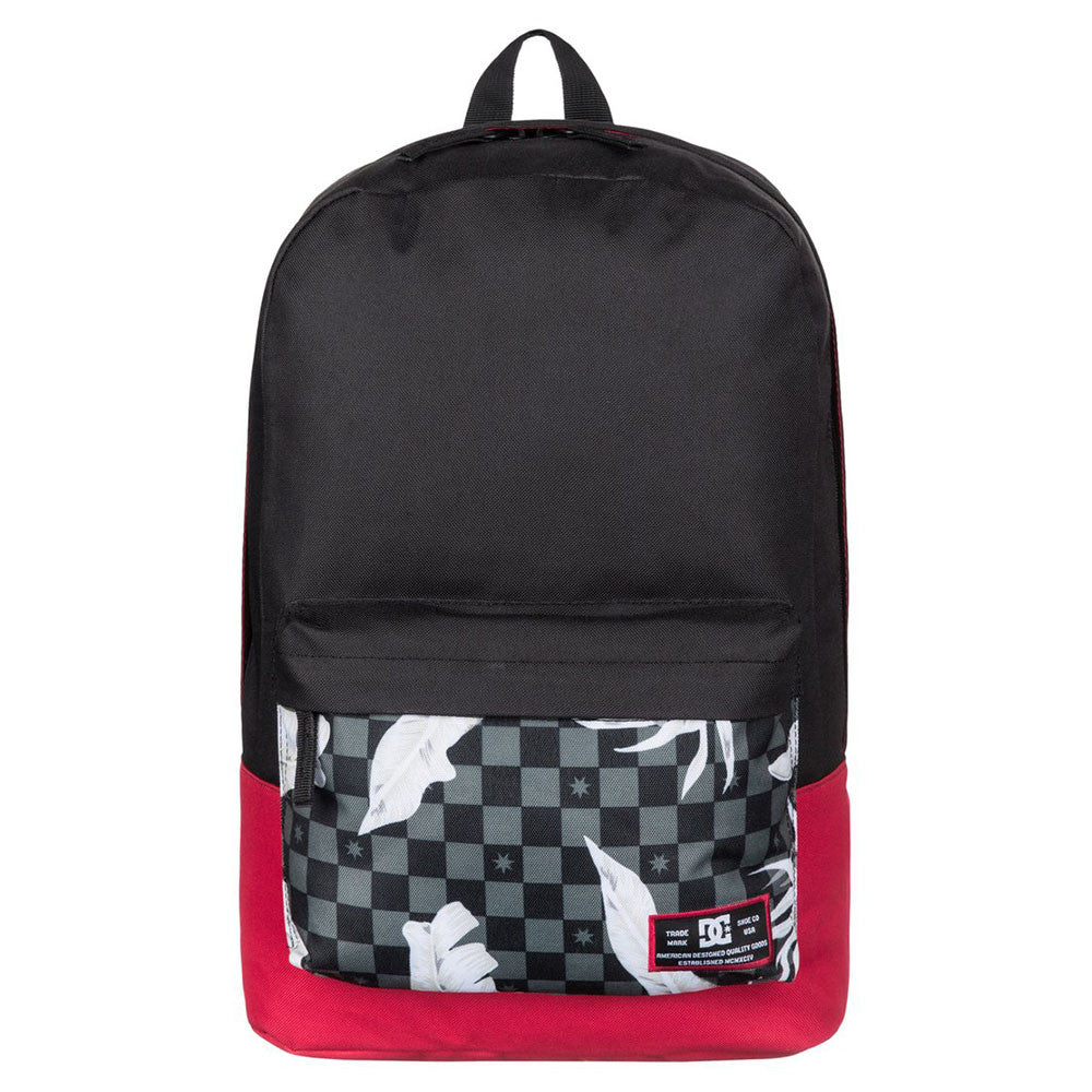 DC Bunker Print - Anthracite KVJ9 - Backpack