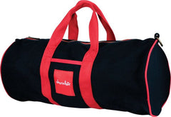 Chocolate Duffel - Black/Red - Backpack