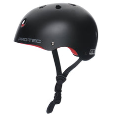 Pro-Tec Classic Plus - Satin Black - Skateboard Helmet
