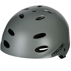 Pro-Tec Ace - Satin Grey - Skateboard Helmet