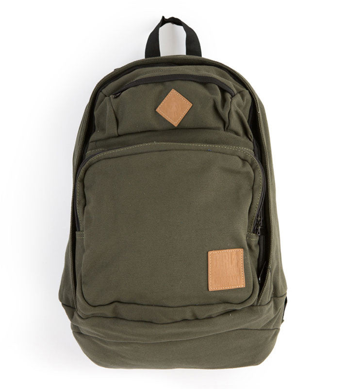 Girl Simple #2 - Green - Backpack