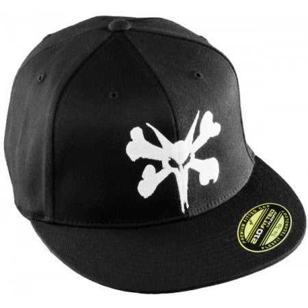 Bones Big Rat L/X 7-1/4 - 7-5/8 - Black - Men's Hat
