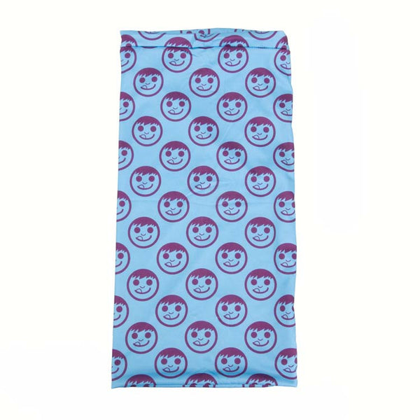 Neff StretchyNeckThing - Cyan - Face Wrap