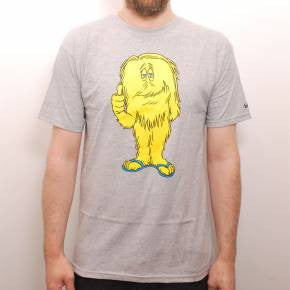 Blind Looney Monster S/S Tee - Athletic Heather - Mens T-Shirt