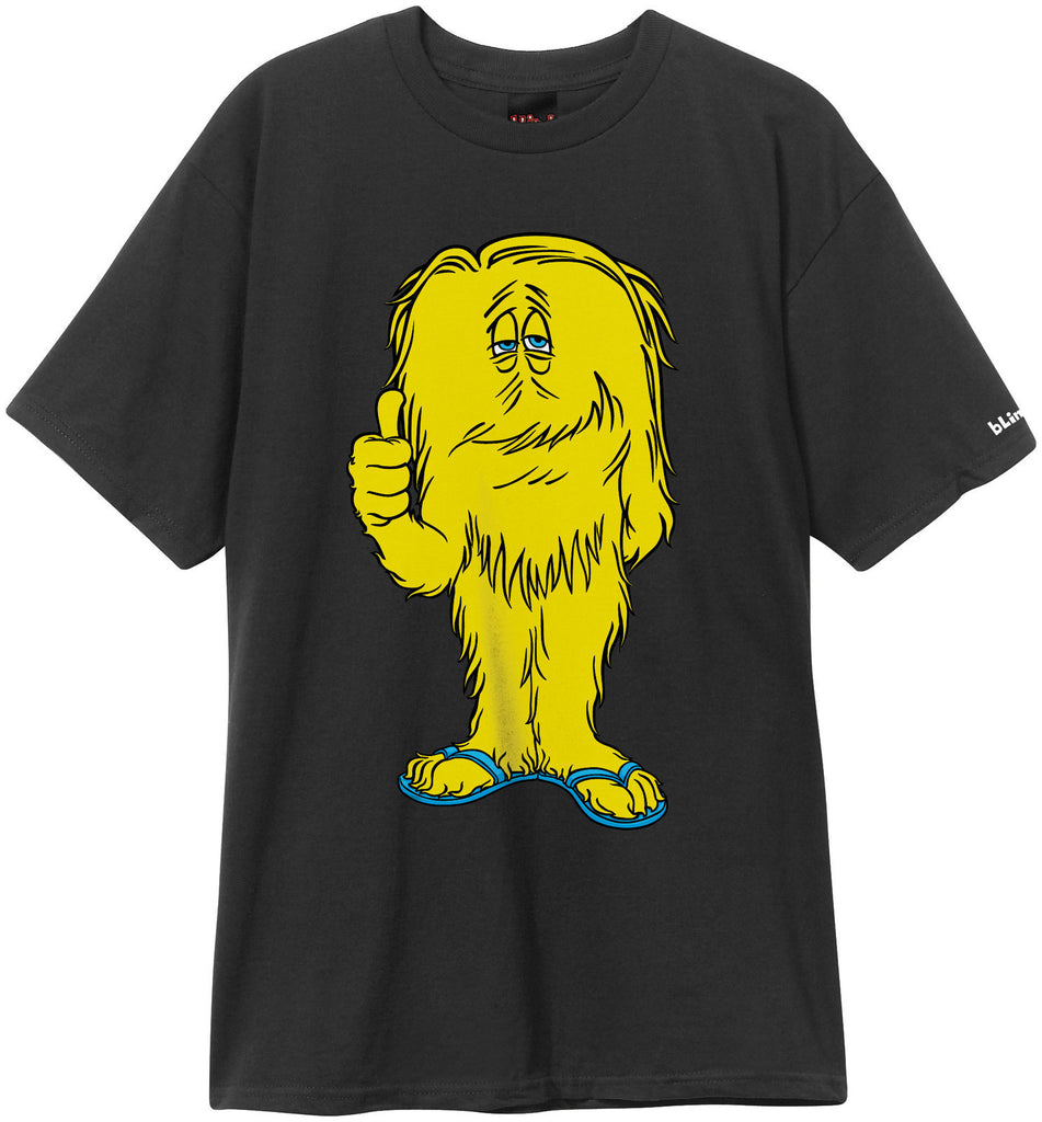Blind Looney Monster S/S Tee - Black - Mens T-Shirt