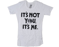 Element Its Not You, Its me S/S - White - Men's T-Shirt