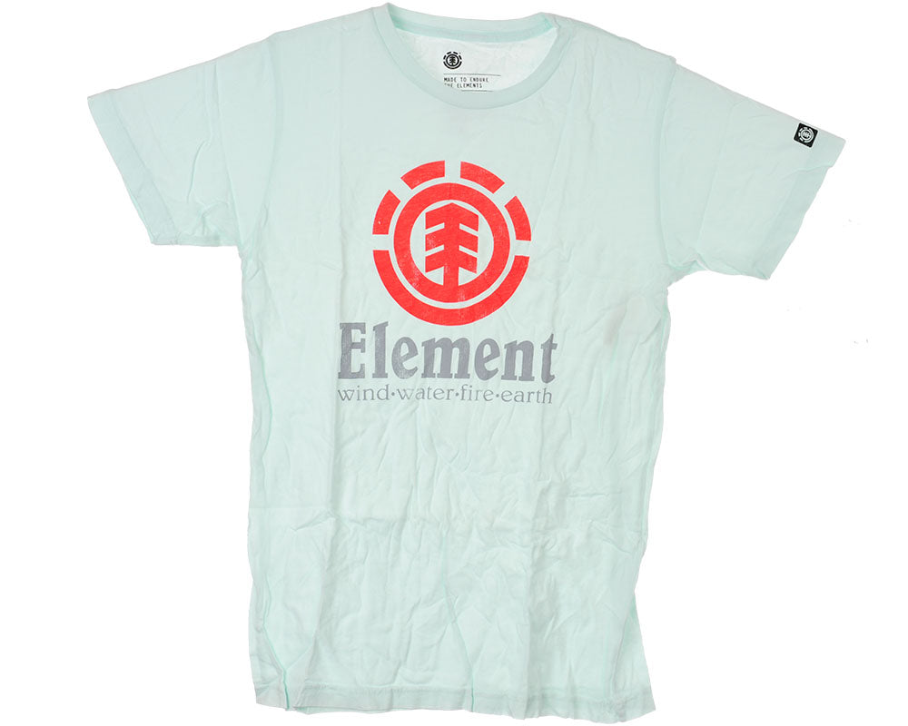 Element M412VVER S/S - Mint - Men's T-Shirt