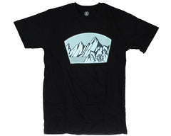 Element M455VICE S/S - Black - Men's T-Shirt