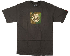 Element Splat S/S - Olive - Men's T-Shirt