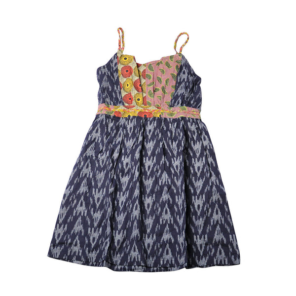 Element Fiesta Dress - Navy - Dress