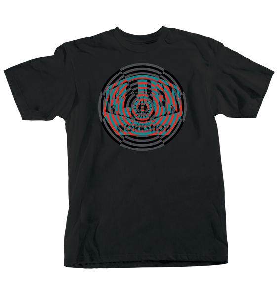Alien Workshop OG Op S/S  - Black - Men's T-Shirt