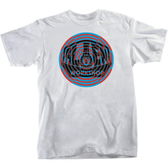 Alien Workshop OG Op - White - Men's T-Shirt