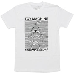 Toy Machine Toy Division - White - Men's T-Shirt