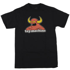 Toy Machine Monster - Black - Men's T-Shirt