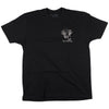 Toy Machine Metal Tboy - Black - Men's T-Shirt