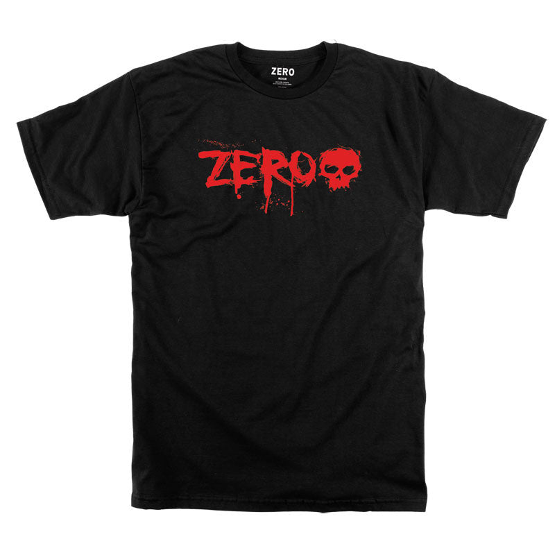 Zero Blood S/S - Black - Men's T-Shirt
