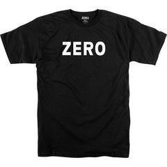 Zero Army Premium S/S - Black - Men's T-Shirt
