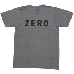 Zero Army Premium S/S - Heather Grey - Men's T-Shirt