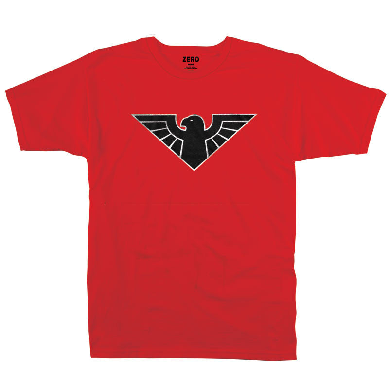 Zero Bird Tribute S/S - Red - Men's T-Shirt