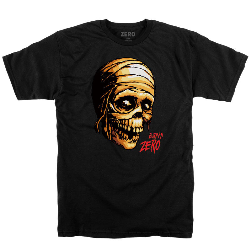 Zero Mummy S/S - Black - Men's T-Shirt
