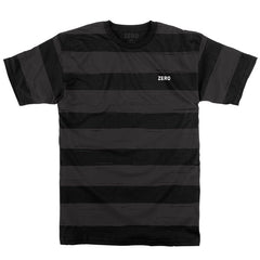 Zero Flagship S/S - Grey/Black - Men's T-Shirt