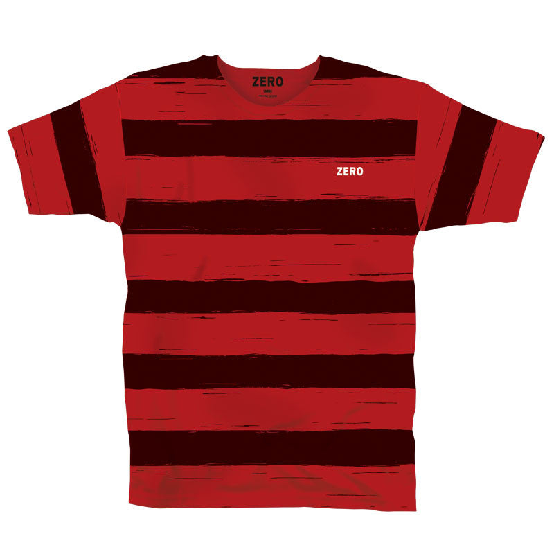 Zero Flagship S/S - Red/Black - Men's T-Shirt