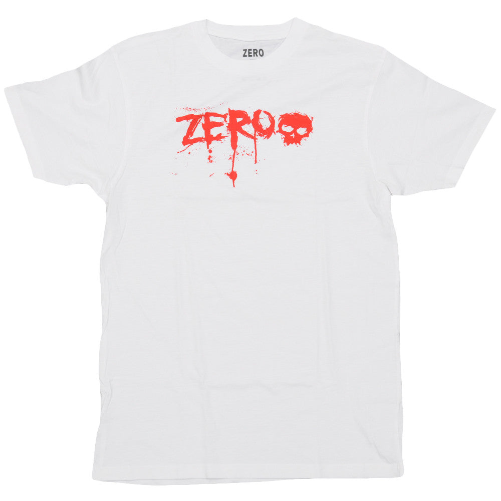 Zero Blood Premium S/S - White - Men's T-Shirt
