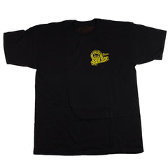 Spitfire Classic Draft Premium S/S - Black - Men's T-Shirt