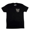 Pig Basic Tee - Black - Men's T-Shirt