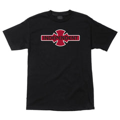 Independent O.G.B.C. Regular S/S - Black - Mens T-Shirt