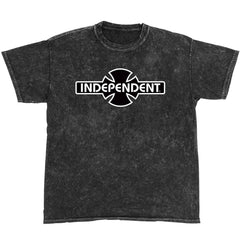 Independent O.G.B.C. Regular S/S - Mineral Black - Men's T-Shirt