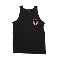 Independent Classic Bauhaus Fit Tank - Black - Men's Tank Top