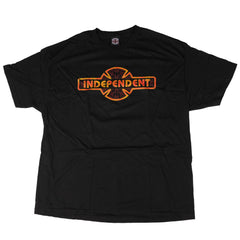 Independent Custom O.B.G.C Regular S/S - Black - Men's T-Shirt