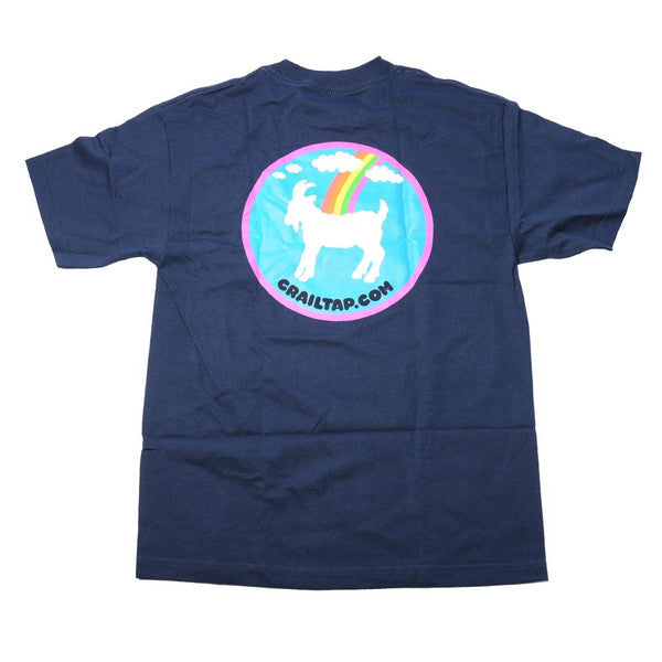 Girl Holy Goat - Navy - Men's T-Shirt