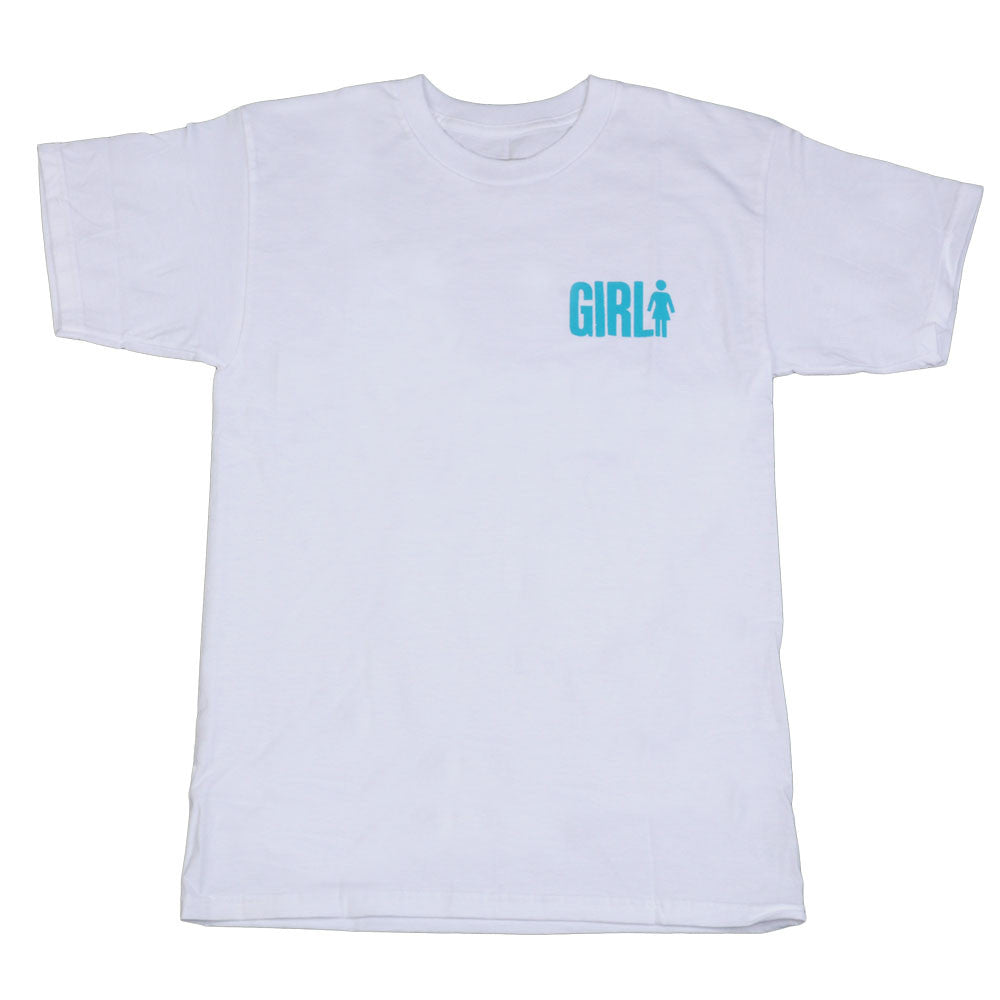 Girl Big Girl - White - Men's T-Shirt
