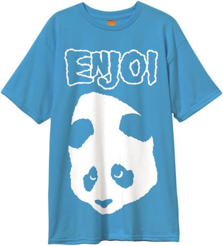 Enjoi Punk Doesn't Fit S/S - Turquoise - Men's T-Shirt