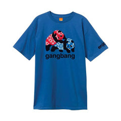Enjoi Gangbang S/S - Royal Blue - Men's T-Shirt