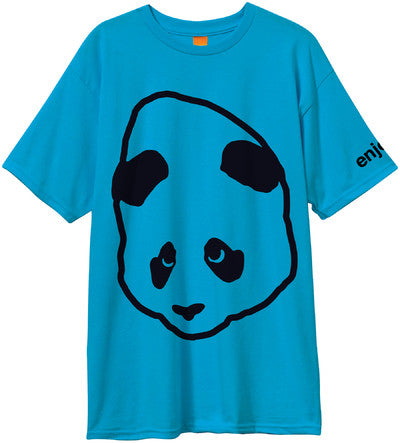Enjoi Gigantic Head S/S - Turquoise - Men's T-Shirt