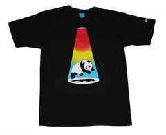 Enjoi Abduction S/S - Black - Men's T-Shirt