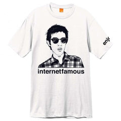 Enjoi Internet Famous Premium S/S - White - Men's T-Shirt