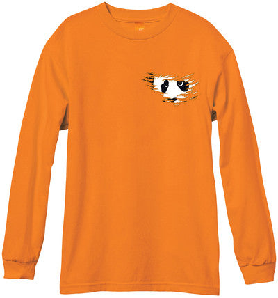 Enjoi Shredder L/S - Orange - Men's T-Shirt
